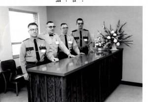 Police Station 1960's